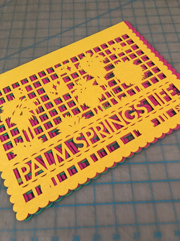 Event Sponsor papel picado by Ay Mujer Shop
