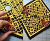 Monarcha custom grad cap by Ay Mujer Shop