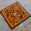 Custom Grad Cap art by Ay Mujer Shop