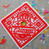 Mama Chingona grad cap art by Ay Mujer Shop