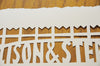 fine handcrafted papel picado first anniversary paper art - Ay Mujer shop