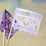 Original papel picado design by aymyjershop