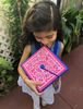 Custom preschool grad cap - by Ay Mujer Shop