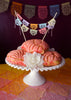 Concha birthday fiesta cake topper by Ay Mujer shop
