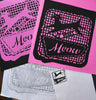 Custom design papel picado by Ay Mujer shop