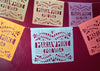 Santa Cruz design - personalized papel picado by Ay Mujer shop