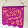 Wall Hanging - Tacos! - fun wall art home decor