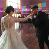 First Dance - Fine wedding papel picado - ay mujer shop