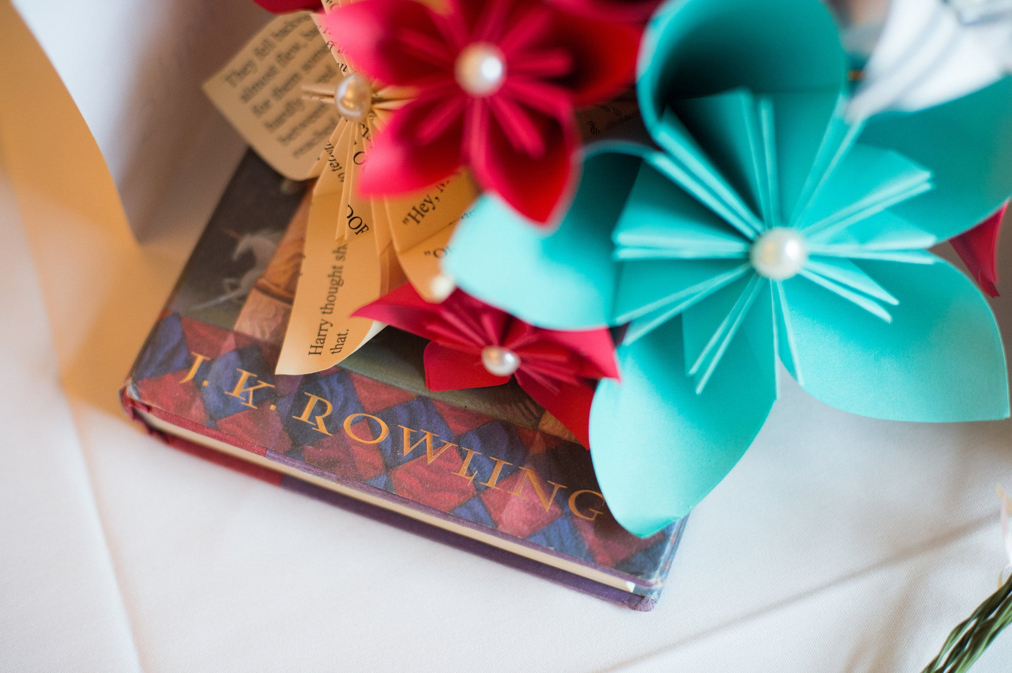 Harry Potter Inspired Wedding Package