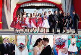 Comic Book Wedding Package- choose your comic & colors