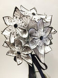 Congrats Grad Gift- Class of 2020 bouquet, one of a kind, congratulations, origami, paper flowers, party decor, college, high school