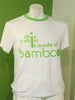 this t-shirt is made of bamboo (bts001)