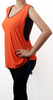 florum drawstring_orange (zaw011)