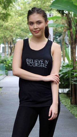 "ventri ""be you"" tank top_black (zaw013)"