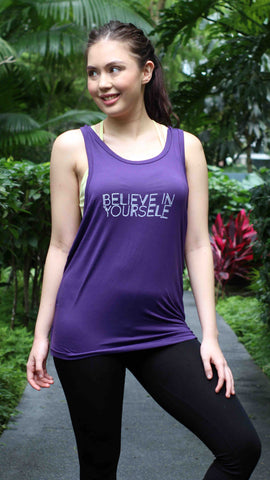 "ventri ""be you"" tank top_purple (zaw013)"