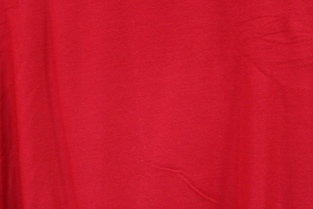 red jersey fabric (bs00033)