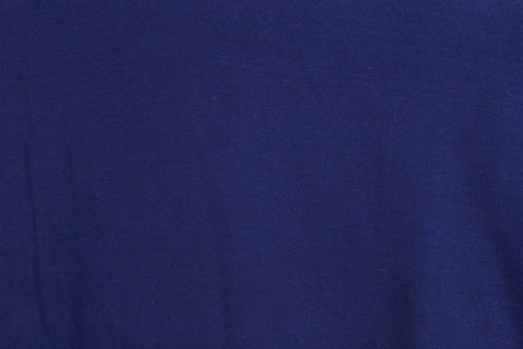 navy blue jersey fabric (bs00033)