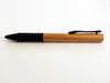 custom order bamboo black pen (sbg046)