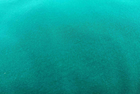 green turquoise jersey fabric (bs00033)