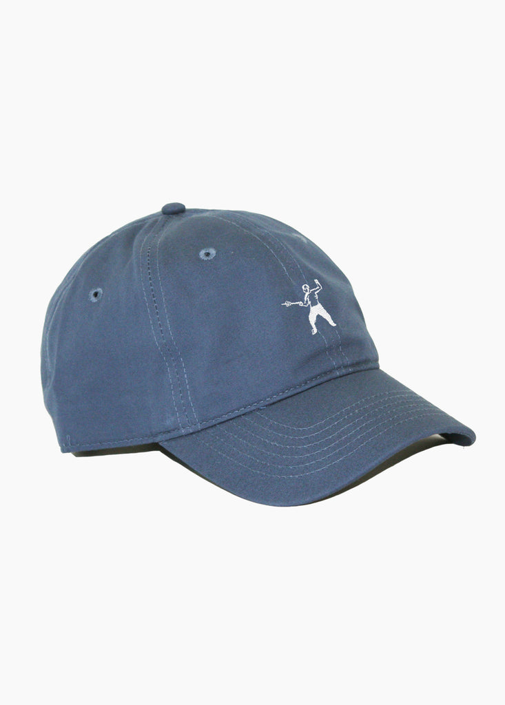 FENCER 6 PANEL CAP BLUE