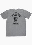 SOCIAL MEDIA Tee / Grey Marle