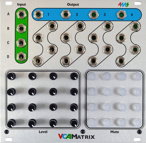 VCA Matrix [used]