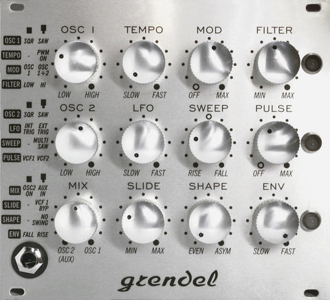 Grendel Drone Commander DC-2e [w/out expander]