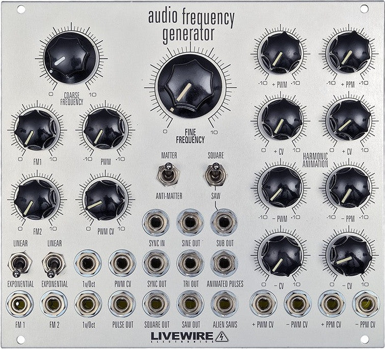 Audio Frequency Generator [Used]