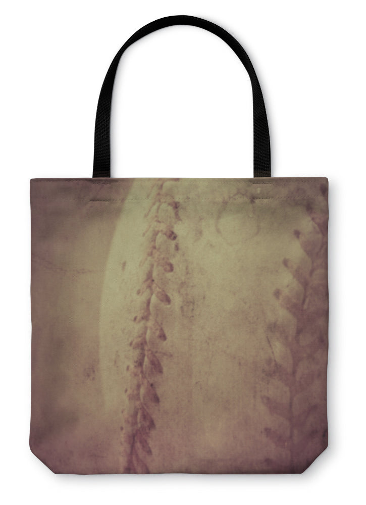 Tote Bag, Baseball Vintage - Hopkins Barn