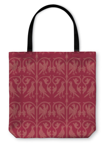 Tote Bag, Medieval Pattern - Hopkins Barn