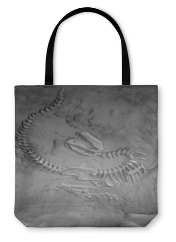 Tote Bag, Dinosaur Fossil - Hopkins Barn