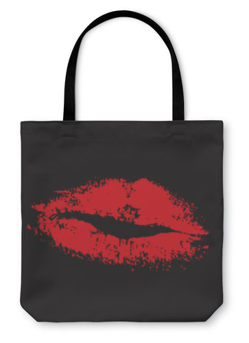 Tote Bag, Sexy Lips - hopkins-barn