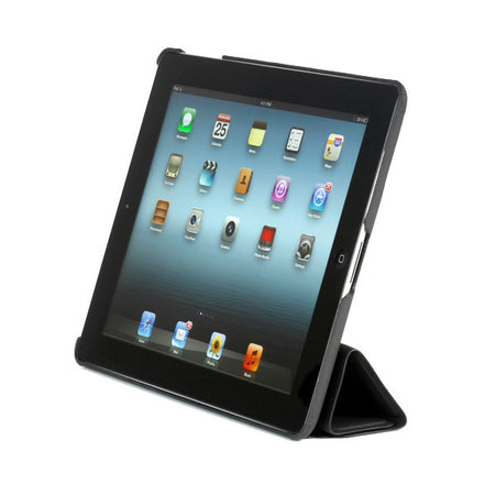 Slim Fit Black iPad Retina Case