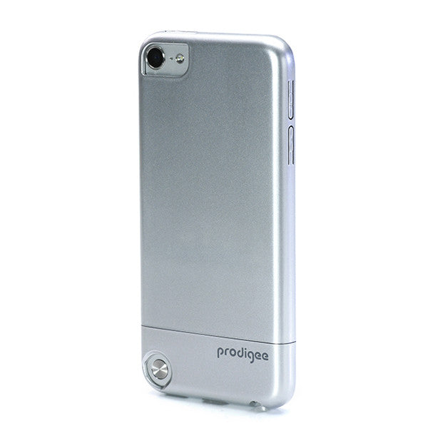 Sleek Slider Silver iPod Touch 5 Case