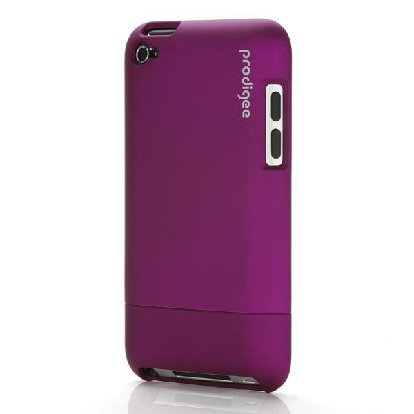 Sleek Slider Purple iPod Touch 4 Case