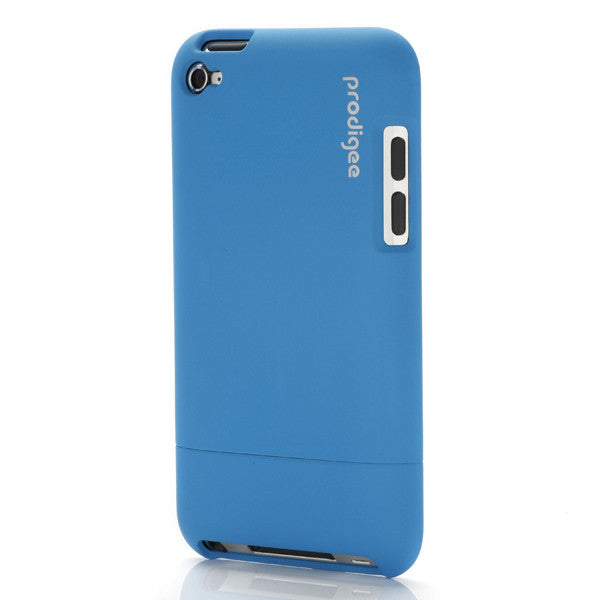 Sleek Slider Neon Blue iPod Touch 4