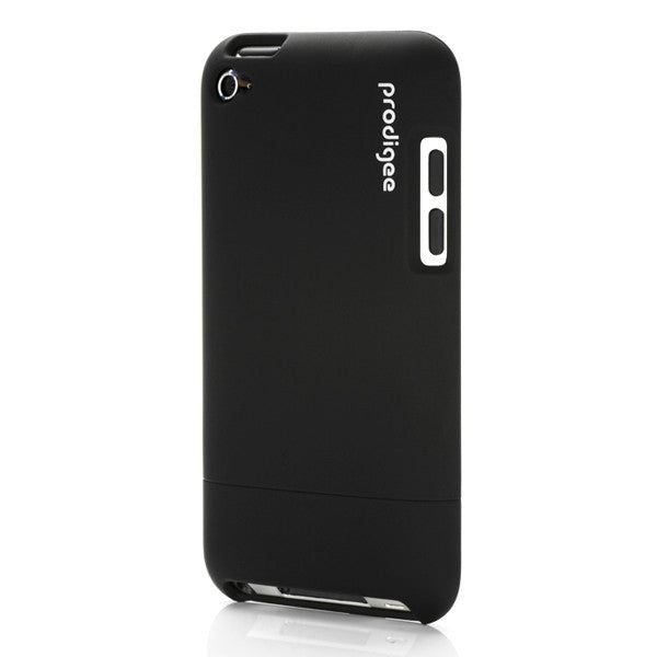 Sleek Slider Black iPod Touch 4 Case