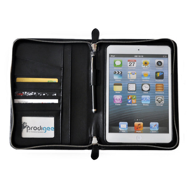 Black Journal iPad mini 2/3 Folio Case