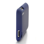 Sleek Slider Navy Blue iPod Touch 4 Case