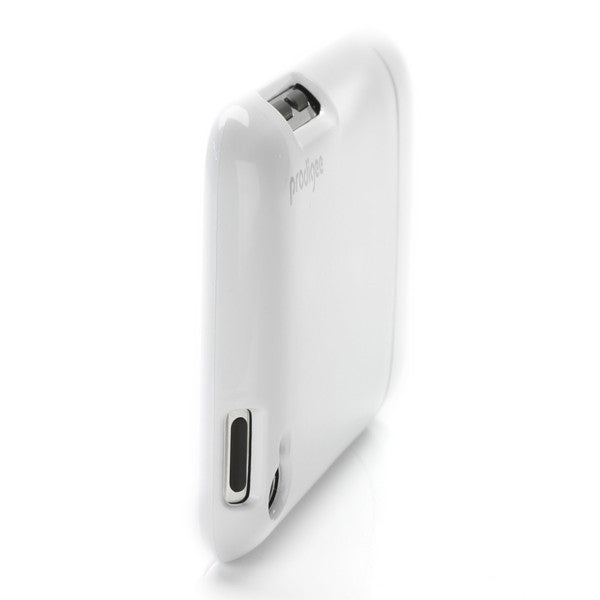 Sleek Slider White iPod Touch 4 Case