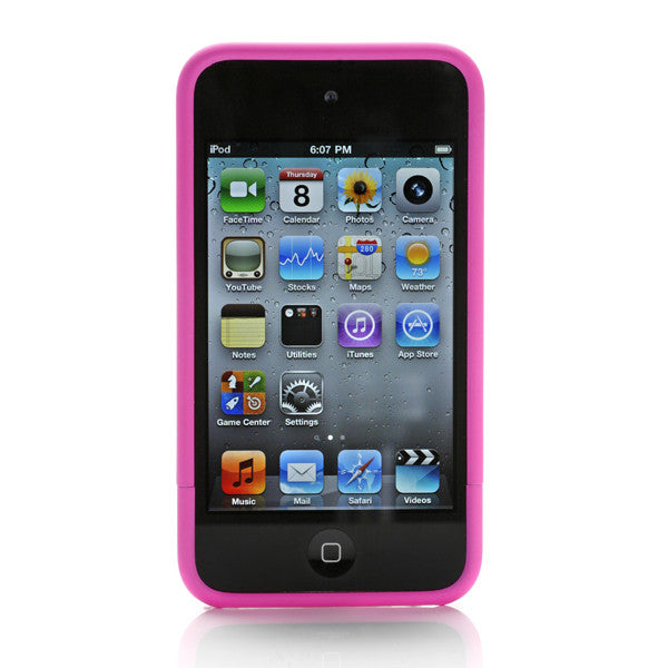 Sleek Slider Pink iPod Touch 4 Case