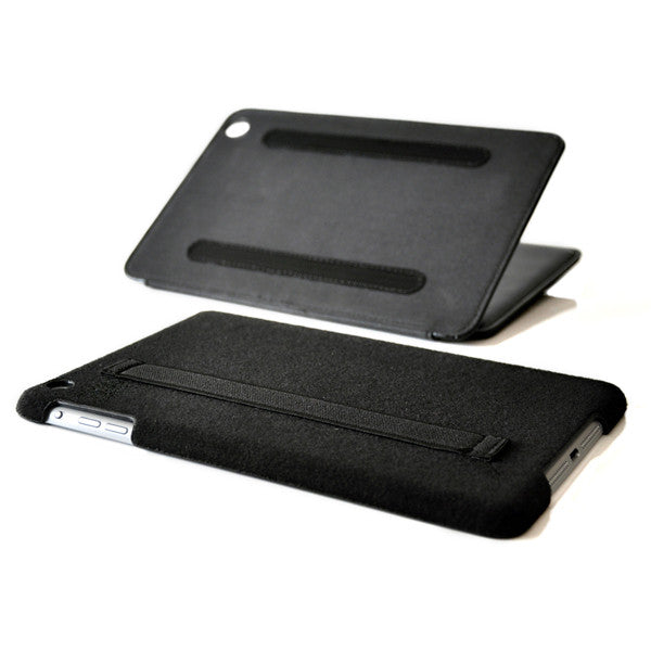 Black Massimo iPad mini 2/3 Folio Case