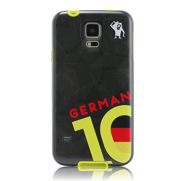 World Cup Rio Series Germany Galaxy S5 Case