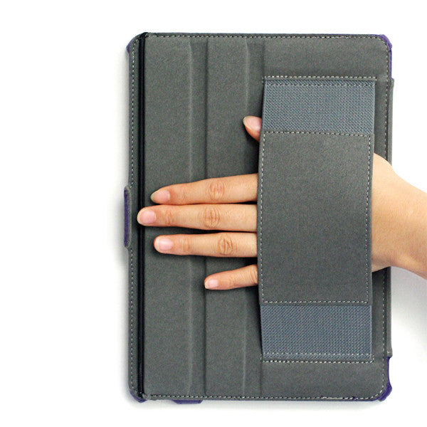Blazer Carbon Purple iPad Air/iPad Air 2017 Case