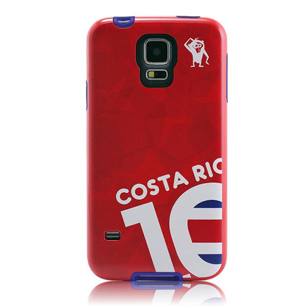 World Cup Rio Series Costa Rica Galaxy S5 Case