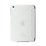 Show Lace White/Silver iPad mini