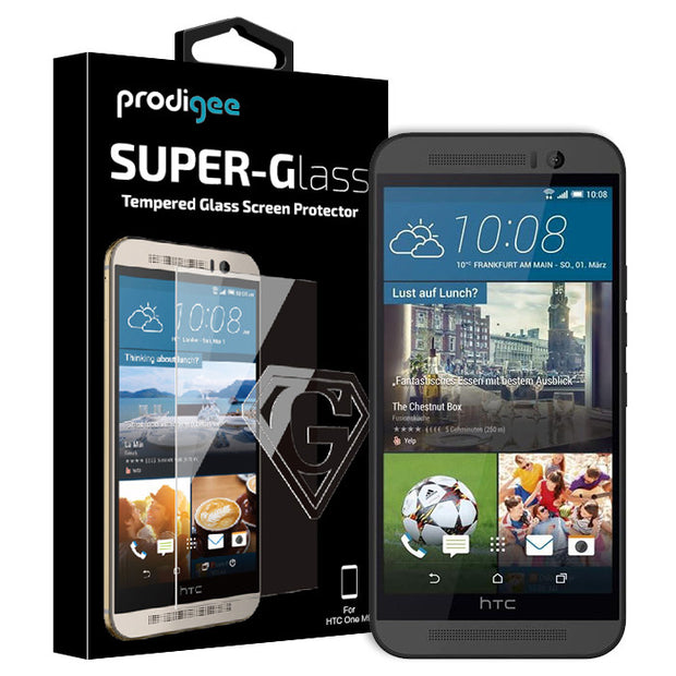 Super Glass HTC One M9 Tempered Glass