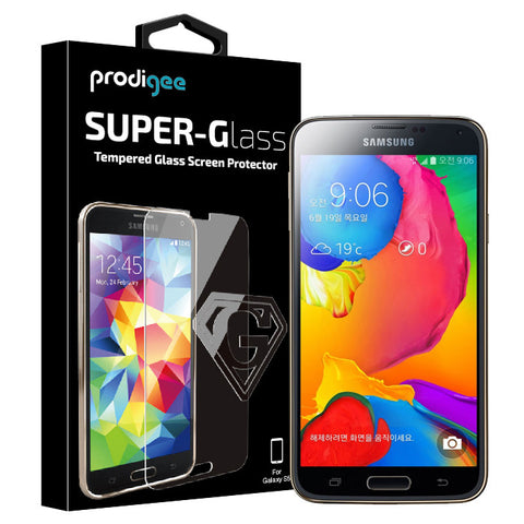 Super Glass Galaxy S5 Tempered Glass