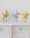 Galvanized Starburst Tree Topper
