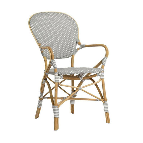 The 2-Piece Beach Chair - Navy Stripe